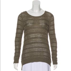 Michael Michael Kors Lightweight Crew Neck Sweater
